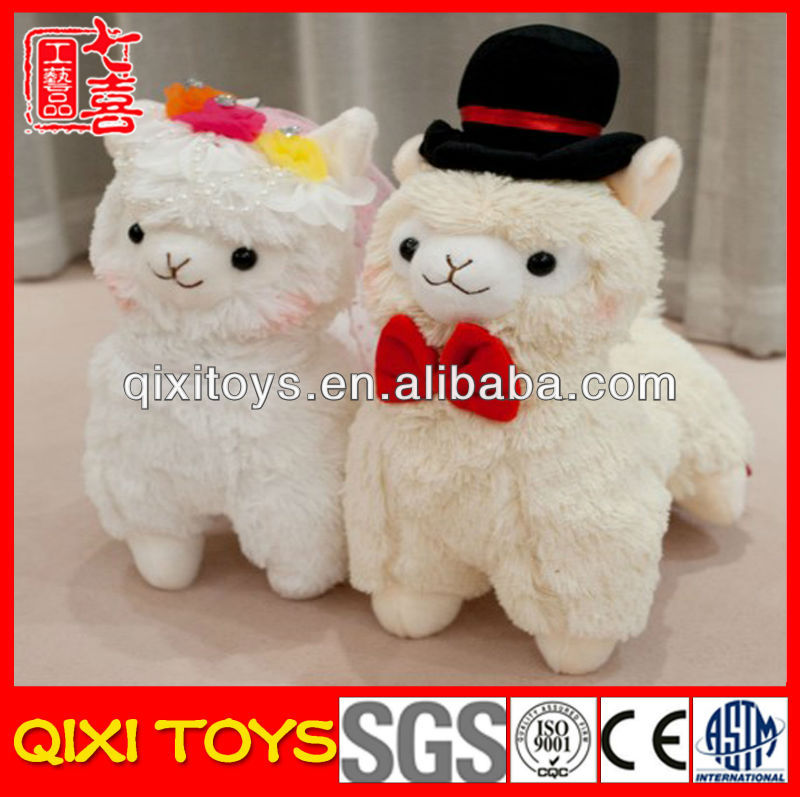 High quality new design plush toy Grass Mud Horse
