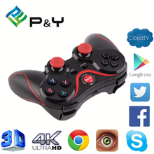 2017 high Quality Gamepad android Smartphone Joystick Controller tv keyboard video game with CE certificate