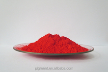 low soap/acid/alkali resistance Pigment Red48:1 for offset ink and plastic