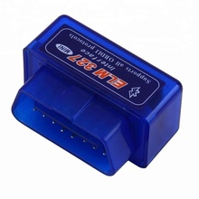 Mini Bluetooth ELM327 OBDII OBD2 Scanner Scan Tools Car Auto Adapter Check Engine Light Diagnostic Tool