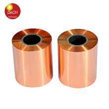 China supplier customized width C17200 beryllium copper coil / foil for Electrical