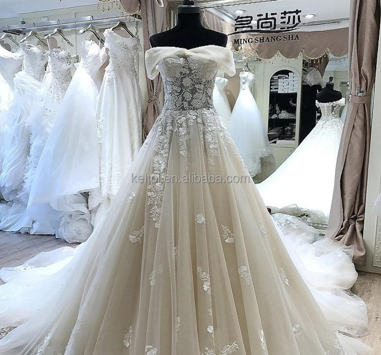 2017 off shoulder sexy description of wedding dress philippines