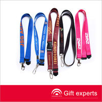 2018 Top Quality Promotional Sublimation Lanyards