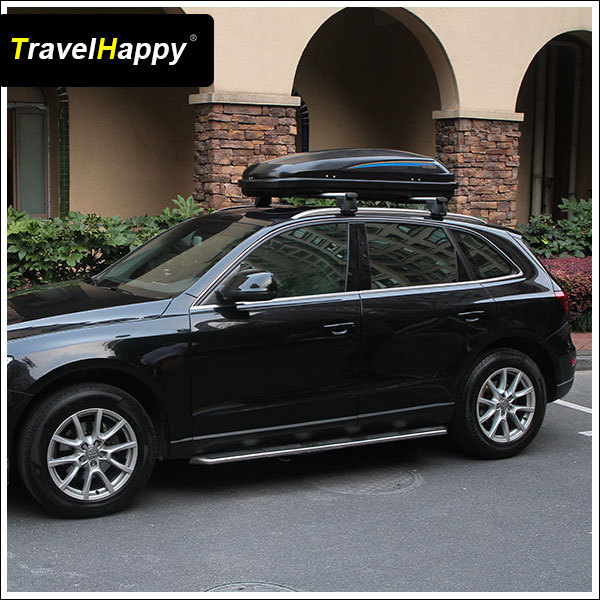 2014 New style Black Car Roof Box For Jeep Compass