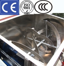 Industrial horizontal Animal feed mixers and blenders 2000L