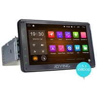 Darkeep HD android 5.1.1 head unit 7 inch single din car GPS navigation with backup camera Blutooth 4.0