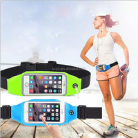 Waterproof Sport Gym Waist Bag Case For iPhone 6 4.7inch / 6S For iPhone 6 Plus 5.5/ 6S Plus Running Wallet Mobile Phone Pouch