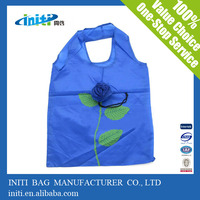 Promotional New Design Polyester Cheap Nylon Foldable Shopping Bag