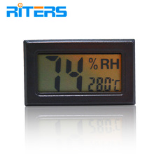 China Supplier digital temperature humidity meter max min thermometer