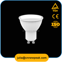 GU10 LED Spotlight 7W with RC Driver CRI>80Ra 120 Degree Beam Angle