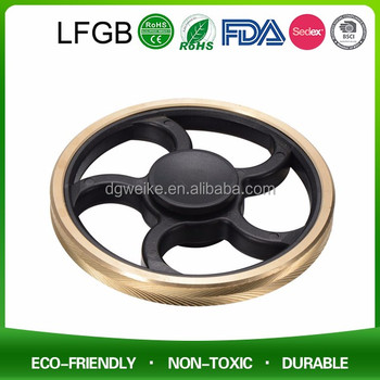 Professional Carry ABS+Metal Spinner Toy