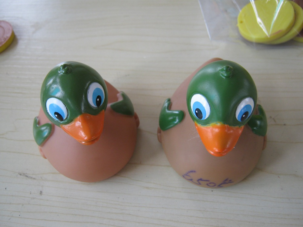 Hot Sale Wholesale Christmas Rubber Duck OEM