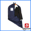 hanging suit carrier garment bag with ID card holder