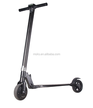 Good market foldable electric standing bike 2 big wheel CE certificate electric scooter