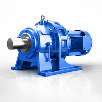 Power transmission high torque gearmotor low speed reduction gearbox Plastic industry cycloidal pinwheel reducer
