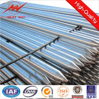 Copper Clad Steel Flat Bar Earth Rod/Ground Electrode