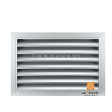 Duct Openings Transfer Air Turret Louvres for HVAC Parts