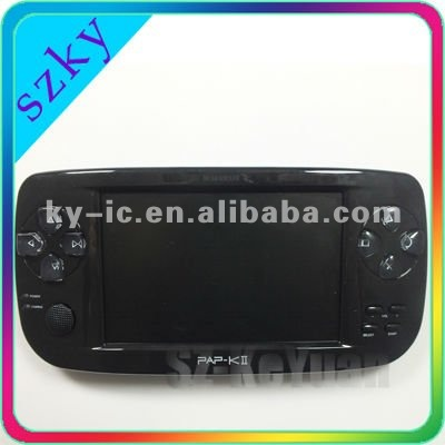 "4.3"" Touch Screen 3D glass PAP game console"