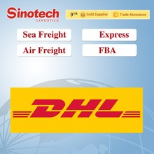 air cargo dhl express delivery from china to saudi arabia