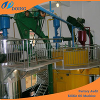 Sunflower oil extraction plant /sunflower,soybean,peanut crude oil refinery machine