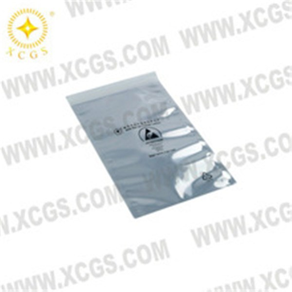 Anti-static shielding ziplock bag/esd shielding roll/antistatic fabric