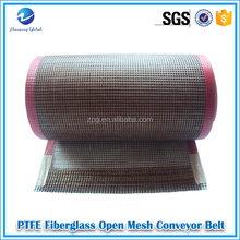 Import cheap goods from China teflon mesh conveyor belt