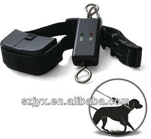 JY899 anti bark remote control dog slave training vibrating shock collar and leashes and electronic fence