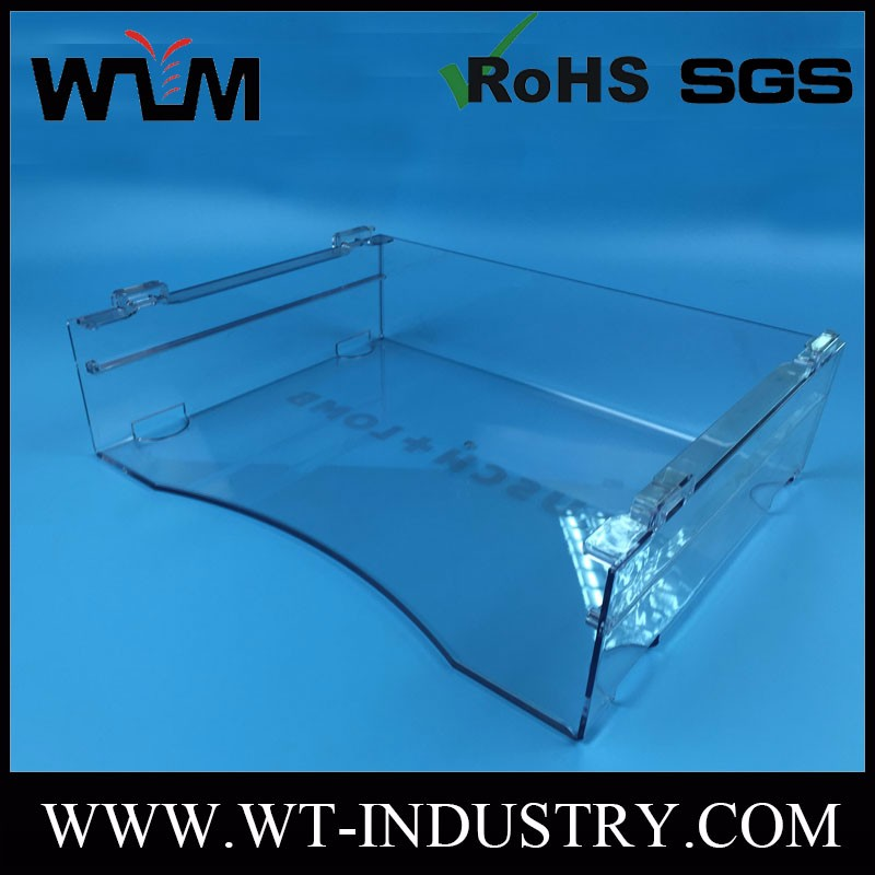 ISO Factory Supply Plastic Transparent Enclosure Injection Molding Moulds Making Service