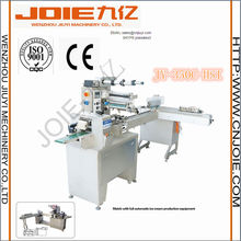 JY-350C-HSI ice cream automation flow packing machine