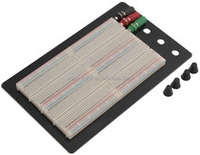 Universal Solderless Breadboard Project Electronic Bread Board with Binding Post