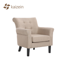 Stable quality high end simple fabric materials sofa