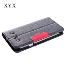 cover for oppo r1201, shining pu leather cover folio case for samsung galaxy s3 with inner credit card slots