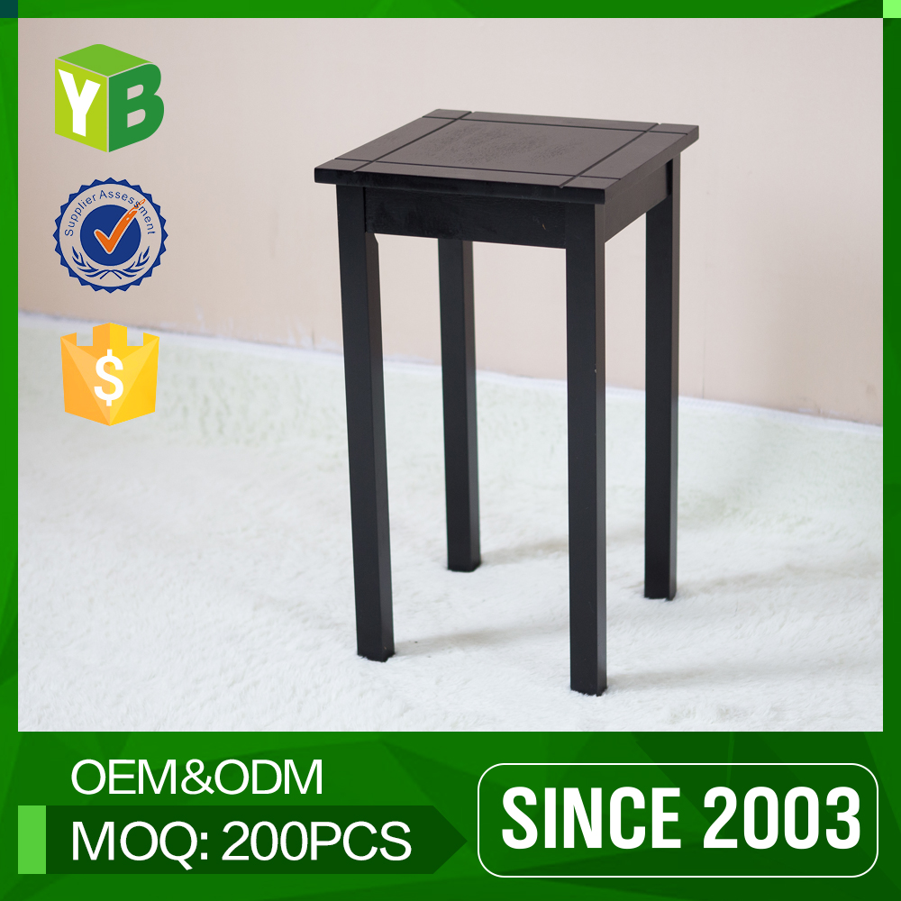 Yibang Green Product Carb Certificate Knock Down Living Room Furniture Root Carving Wooden Cheap And Nice Design Tea Table