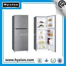 French door 24 inch refrigerator with electronic temperature control