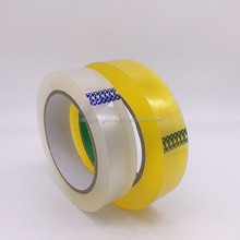 Sticky office handle wrapping printed adhesive stationery tape