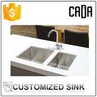 CE factory directly oem design guangzhou wholesale wash sink for america market