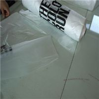 hold op well transparent greenhouse plastic film for car