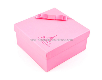 Factory Direct Drawer paper gift box for cosmetics Makeup paper Box