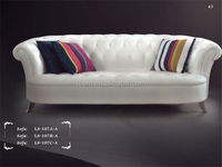 new design LS-107C antique chaise lounge