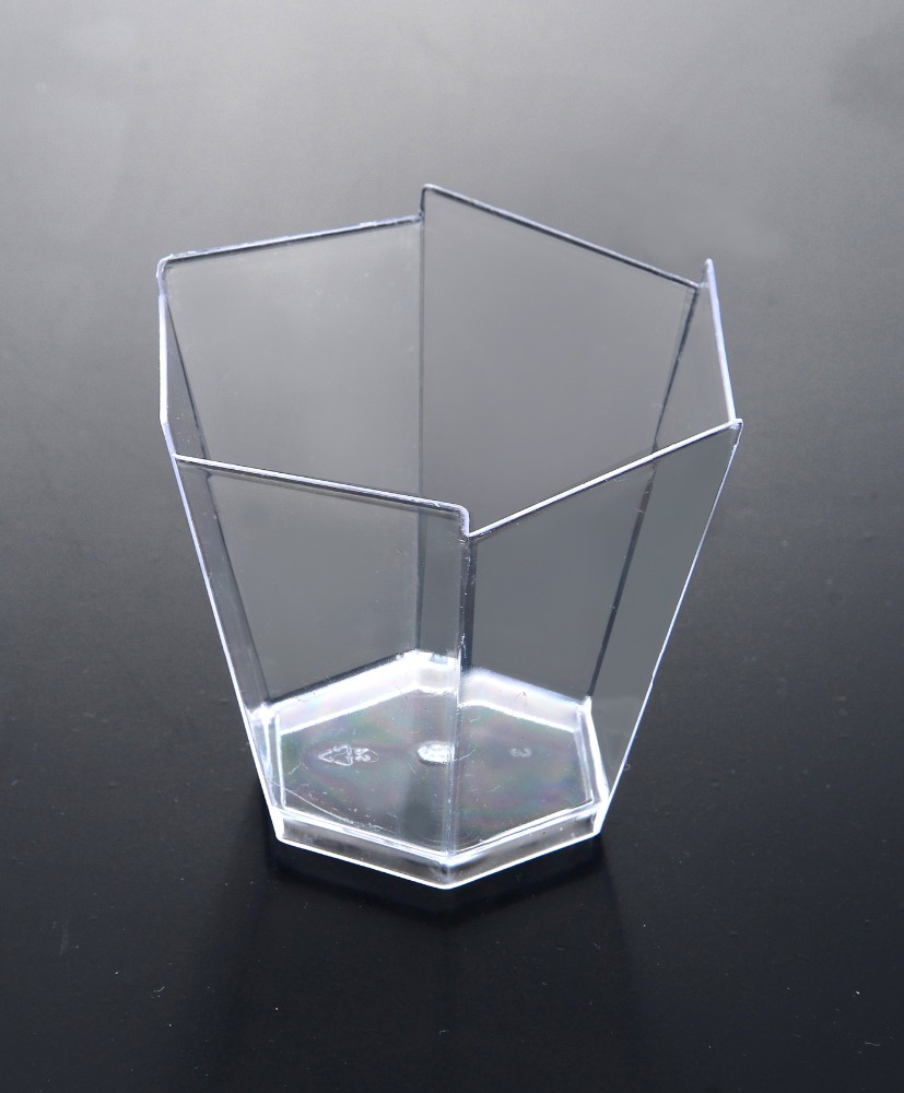 VEMAS Disposable Small Hexagon Cup