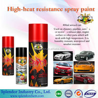 heat resistant paint for wood burning stoves/heat resistance paint