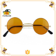 Hippy style vintage custom sunglasses for party