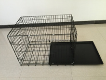 2016 Hot selling folding metal rabbit cages