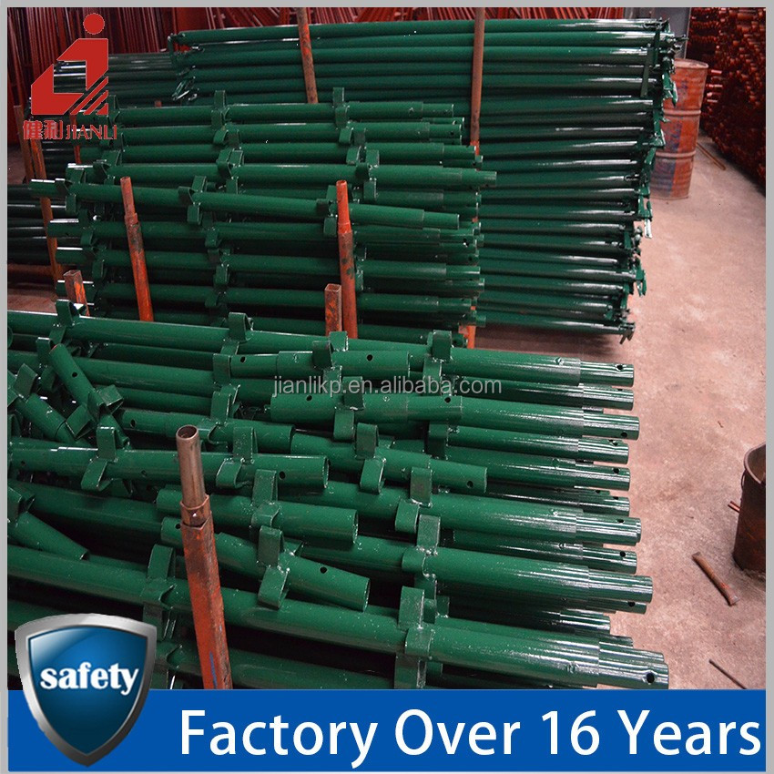 Best Quality Australia Green Painted Kwikstage Scaffolding For Sale