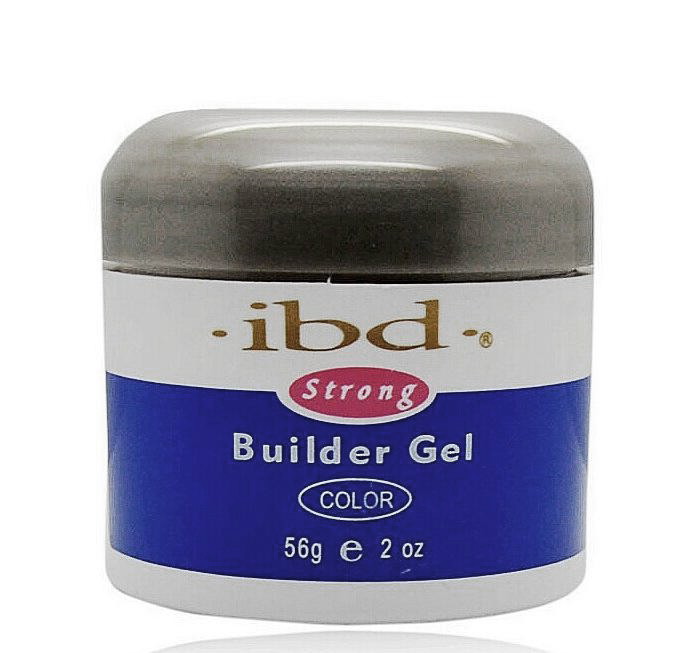 IBD Gel Nail supplies UV Builder polish Pink Clear White 56g extension polish for nail saon beauty