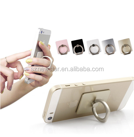 Shenzhen newstar Cell Phone Ring Holder include Hook Mount manufacturers wholesale