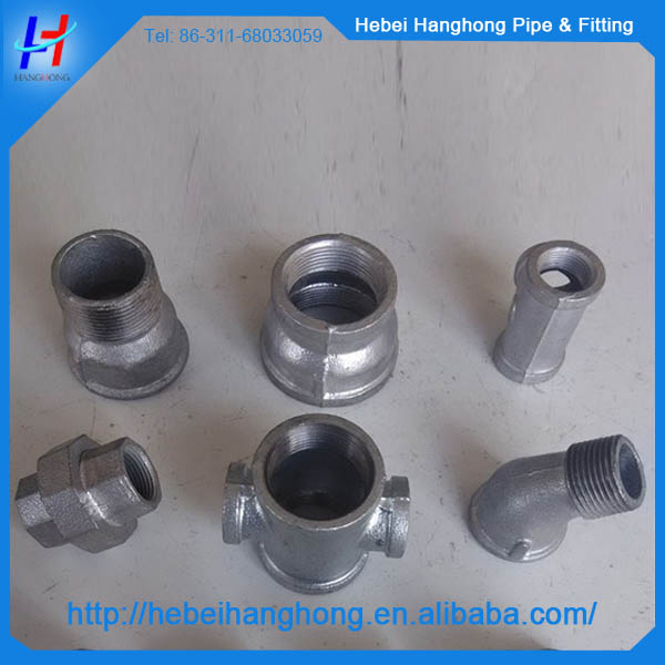 Price of galvanized cast iron pipes and fittings buy