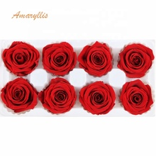 wholesale <strong>A</strong> Grade 4-5 cm long lasting everlasitng preserved roses eternal rose