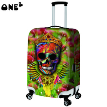 ONE2 travel trolley bags luggage cover on travel luggage on suitcase for tools with wheels