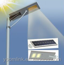 Hot sale30w 40w 100w 80w 60w 50w 25w 15w 12V 12W ip65 3 years warranty integrated led Solar Street Light